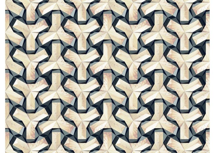 Fleece-kuvatapetti CREATIVE 1, 360x270 cm
