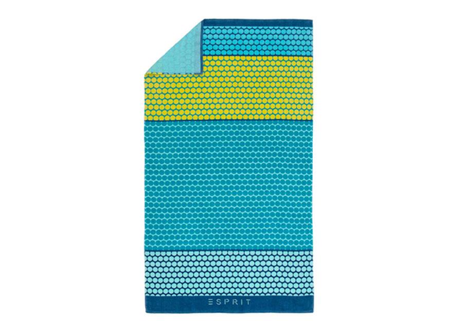 Rantapyyhe ESPIRIT DAKOY BLUE 100x180 cm