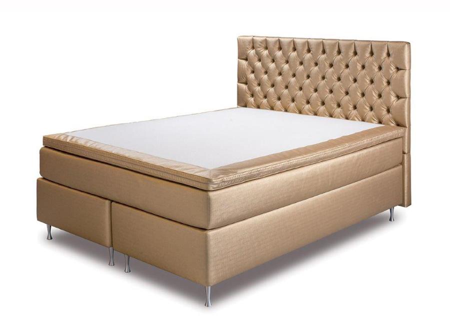 Comfort sänky HYPNOS BUCKINGHAM 160x200 cm, keskijäykkä