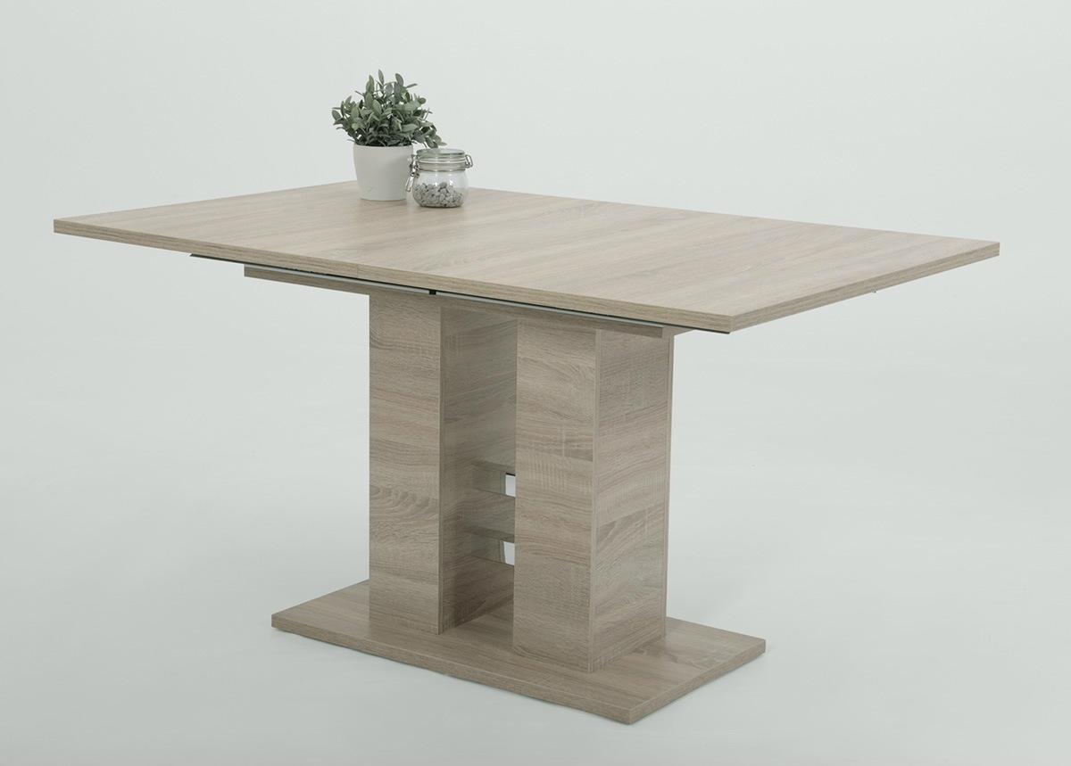 Jatkettava ruokapöytä HELENA II 90x140-220 cm
