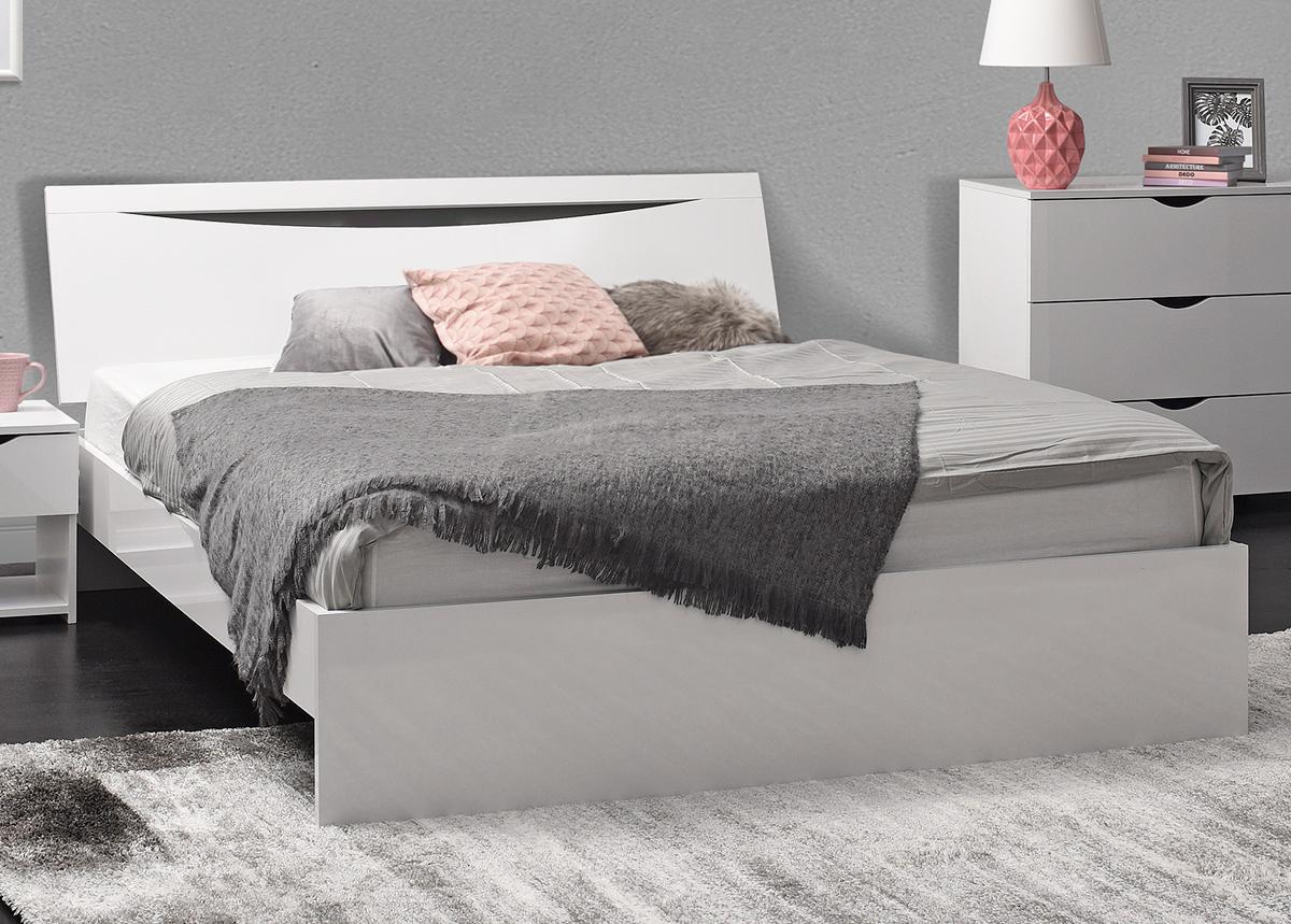 Sänky Letty white 160x200 cm