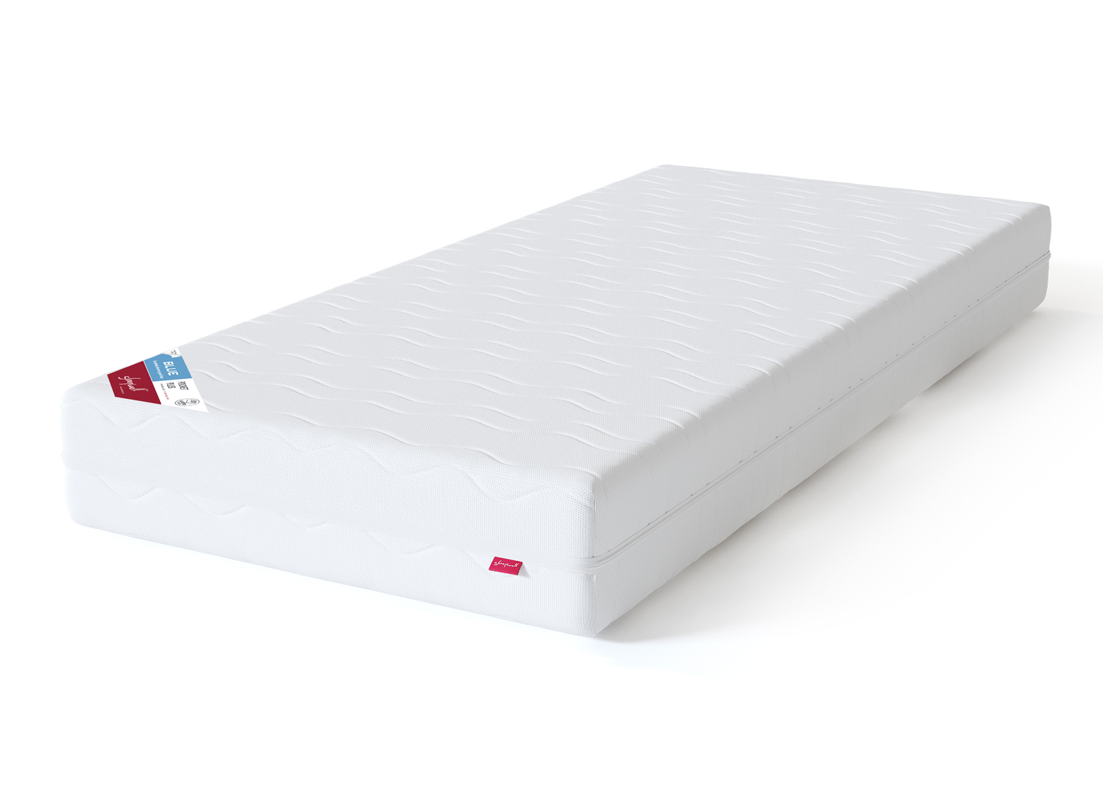 Sleepwell joustinpatja BLUE Pocket Plus 90x200 cm
