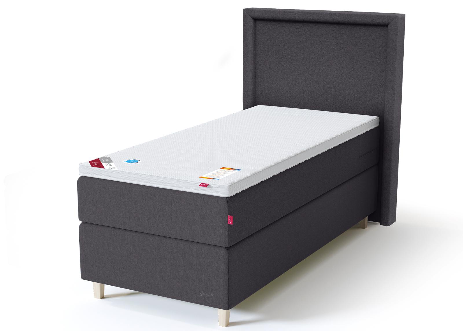 Sleepwell BLACK jenkkisänky 140x200 cm