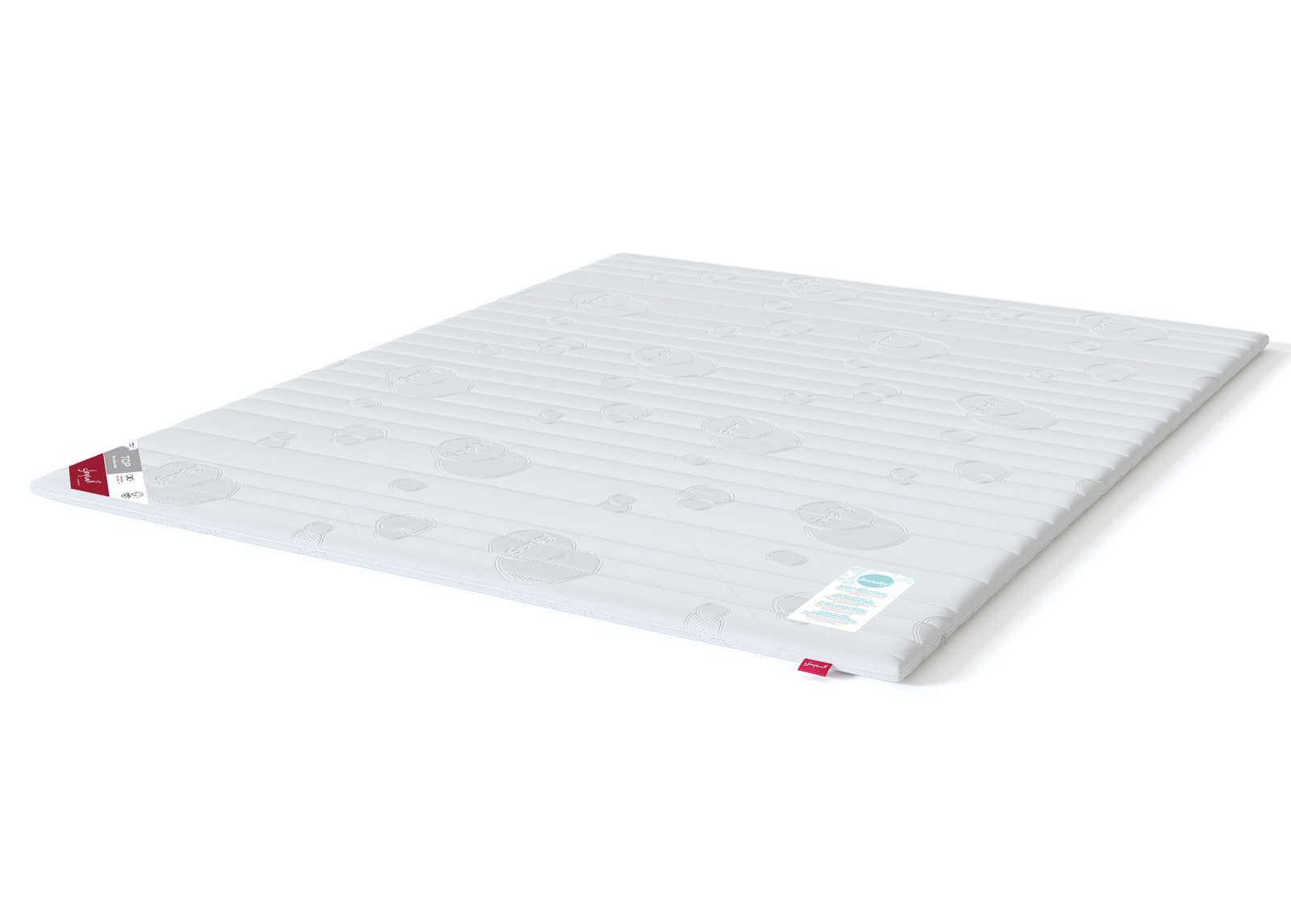 Sleepwell petauspatja TOP Coco 160x200 cm