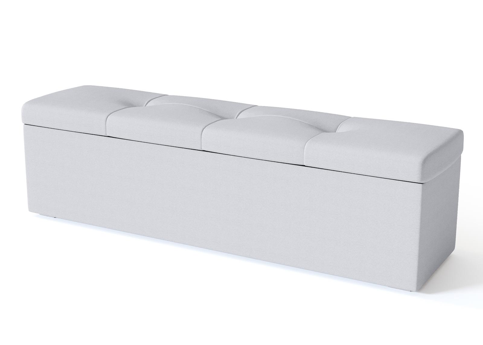 Sleepwell vuodevaatelaatikko BLACK Ulvasen 120 cm