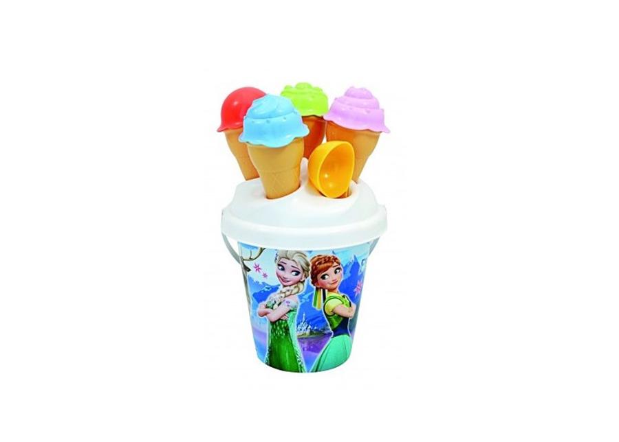 Sanko FROZEN jäätelömuoteilla