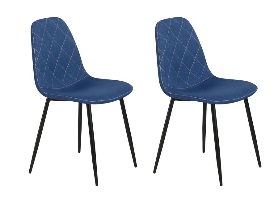 Tuolit KOO, sininen 4 kpl