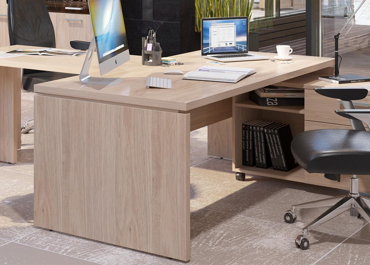 Työpöytä TORR-Z 180 cm