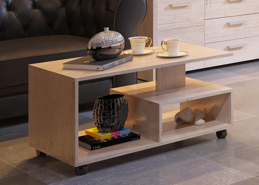 Sohvapöytä Torr-Z 100x60 cm