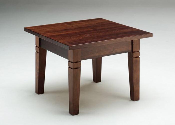 Sohvapöytä, MONACO 75x75 cm