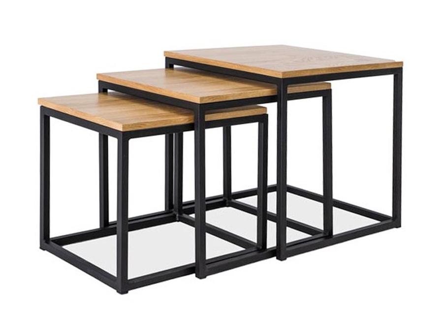 Sohvapöydät TRIO, 3 kpl