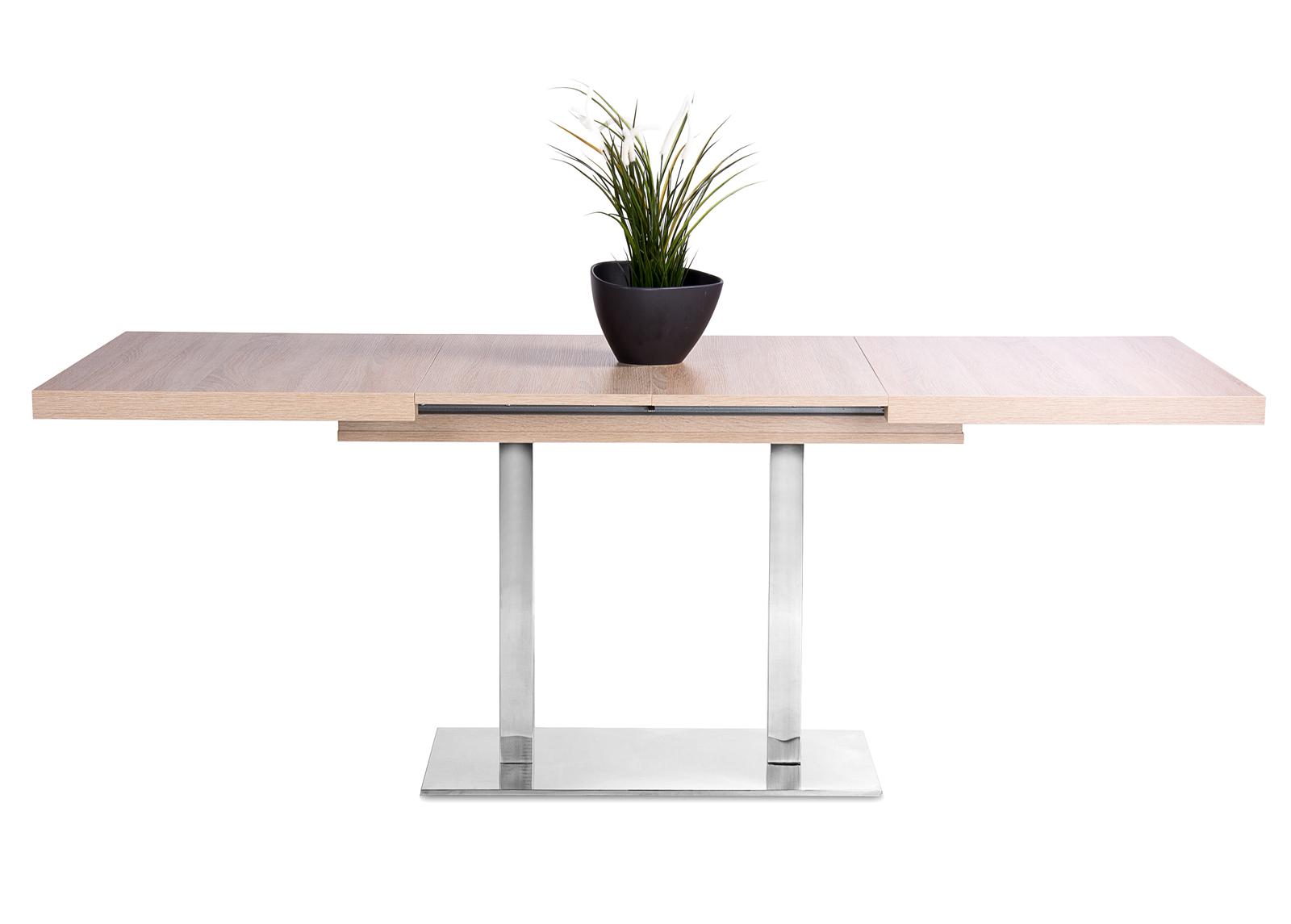 Jatkettava ruokapöytä 120-200x80 cm