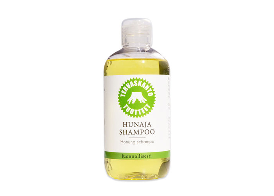 Hunaja shampoo 250ml