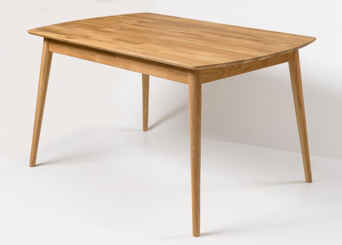 Tammi ruokapöytä Scan 140x90 cm