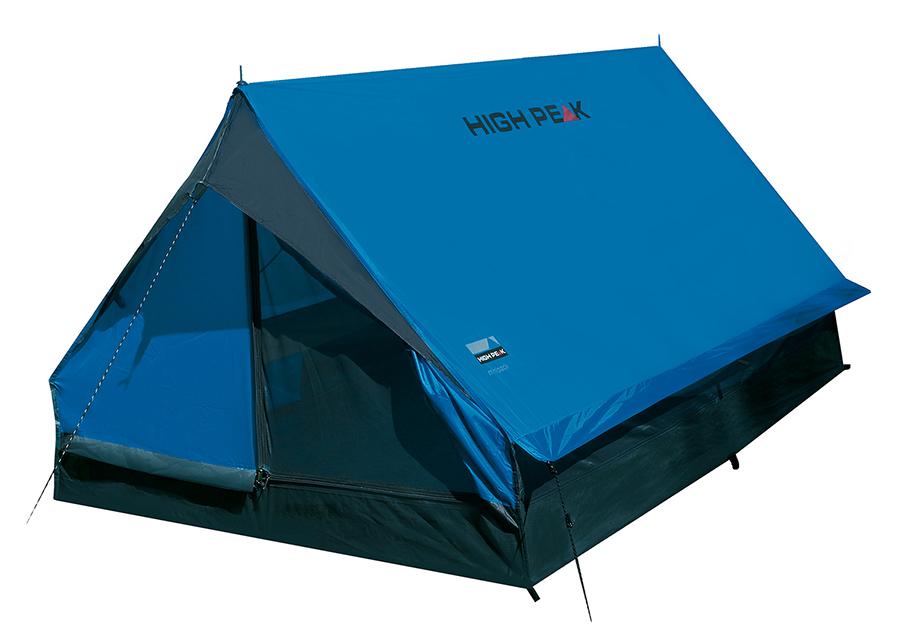 Teltta HIGH PEAK MINIPACK 2 sininen/harmaa