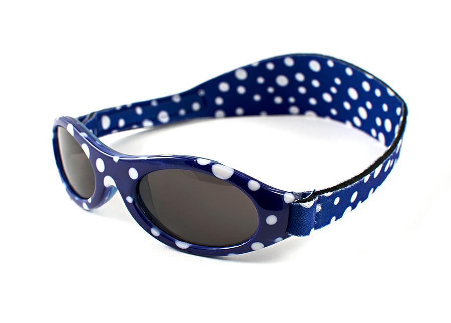Aurinkolasit siniset täplikkäät 2-5 vuotiaille
