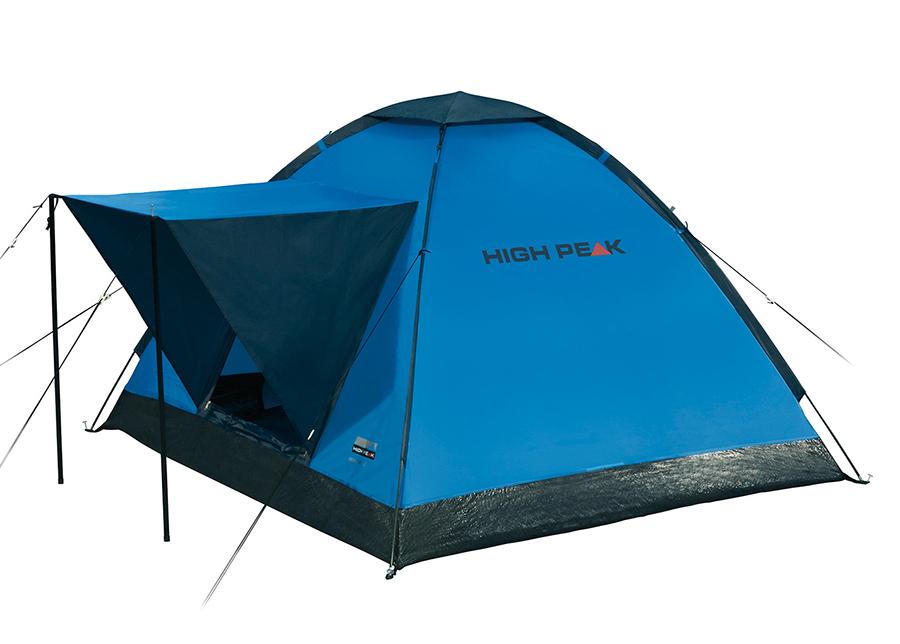 Teltta HIGH PEAK BEAVER 3 tummansininen/harmaa