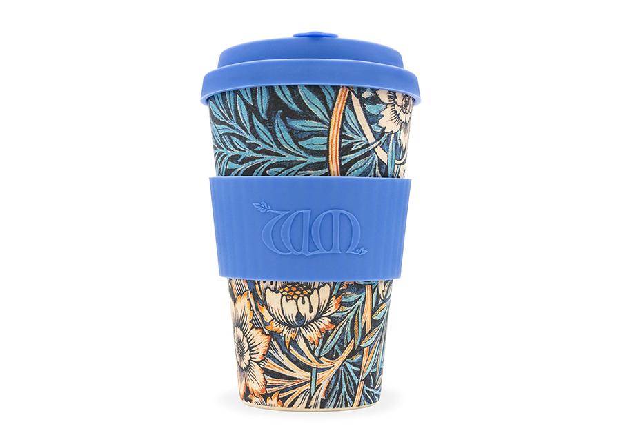 Kahvimuki ECOFFEE CUP WILLIAM MORRIS 400 ml