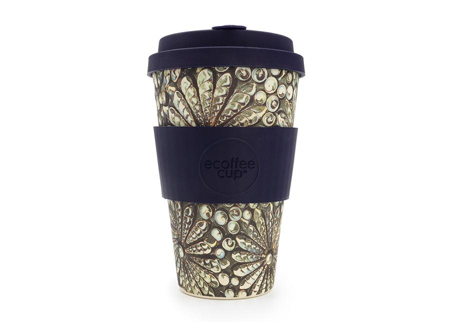 Kahvimuki ECOFFEE CUP STEIN UND HOLZ 400 ml