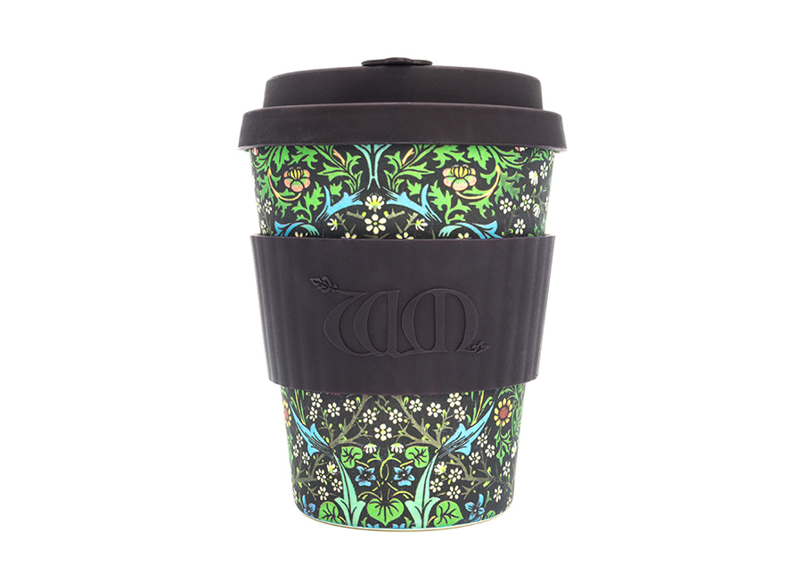 Kahvimuki ECOFFEE CUP WILLIAM MORRIS 340 ml