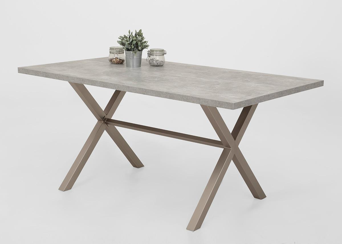 Ruokapöytä KAREN I 90x160 cm