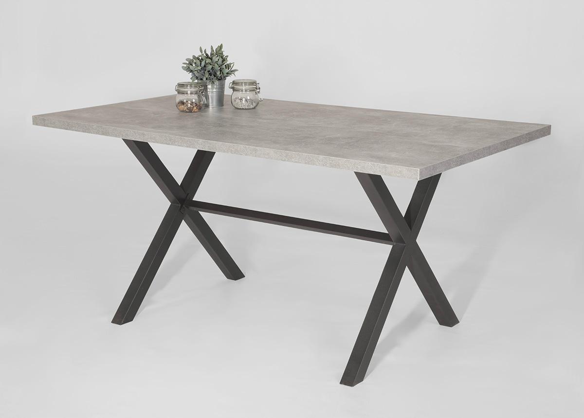 Ruokapöytä KAREN II 90x160 cm