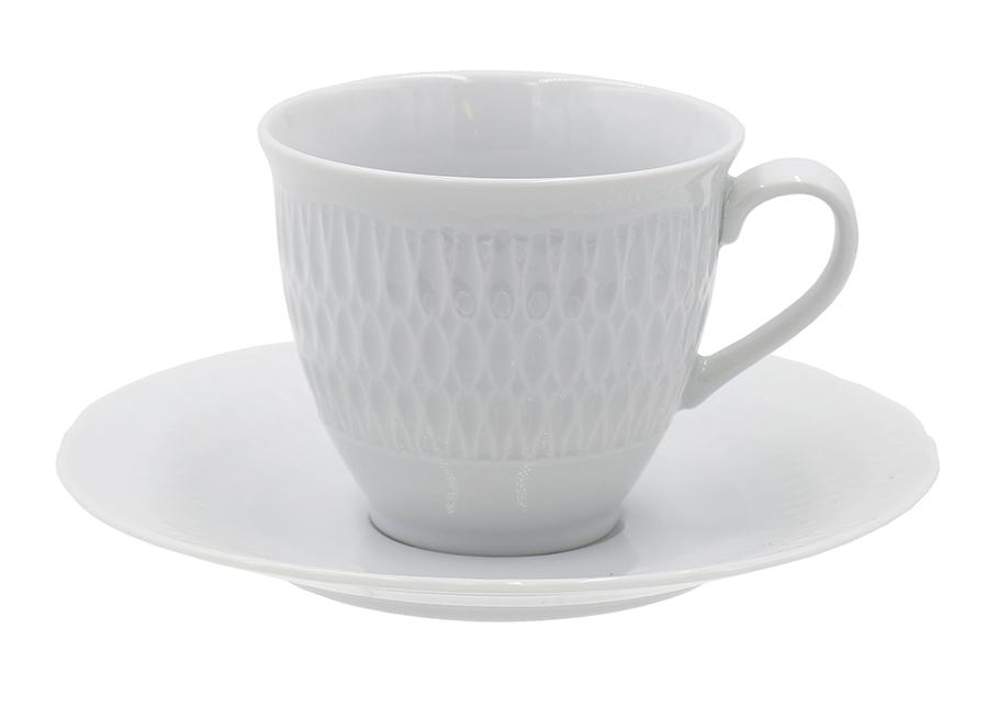 Kahvikuppi ja asetti SOFIA 220 ml 6 kpl