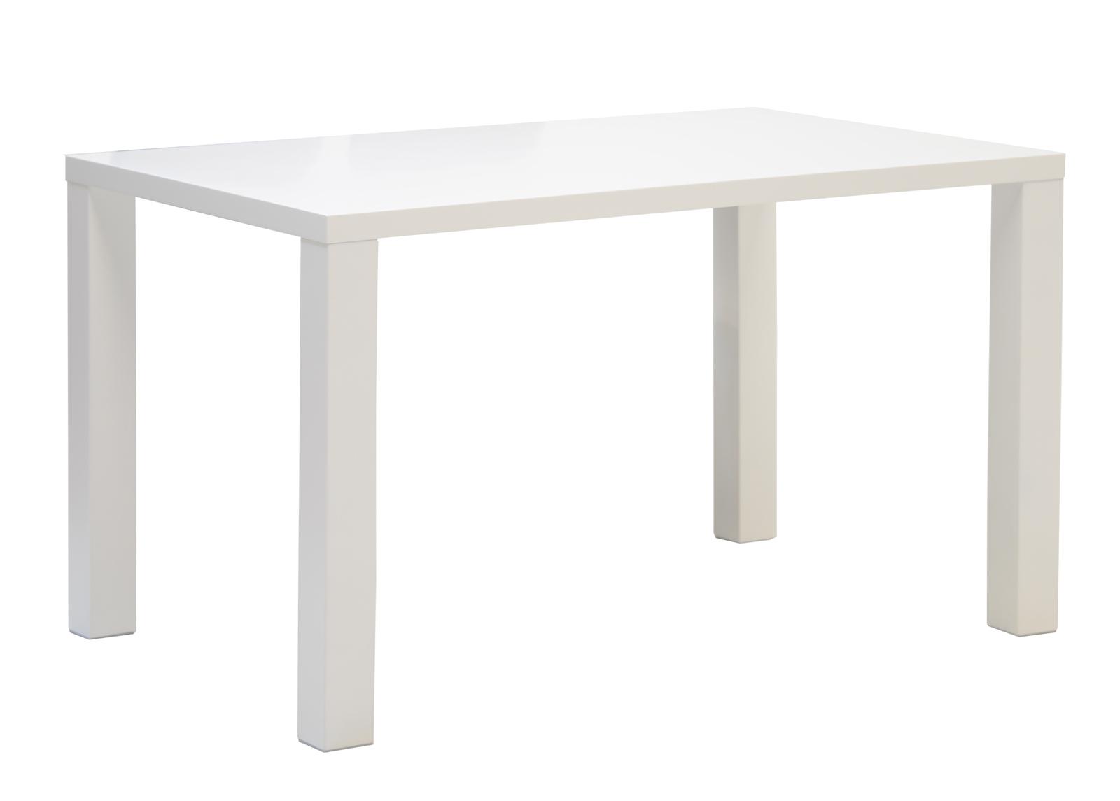 Ruokapöytä CARLA 130x85 cm