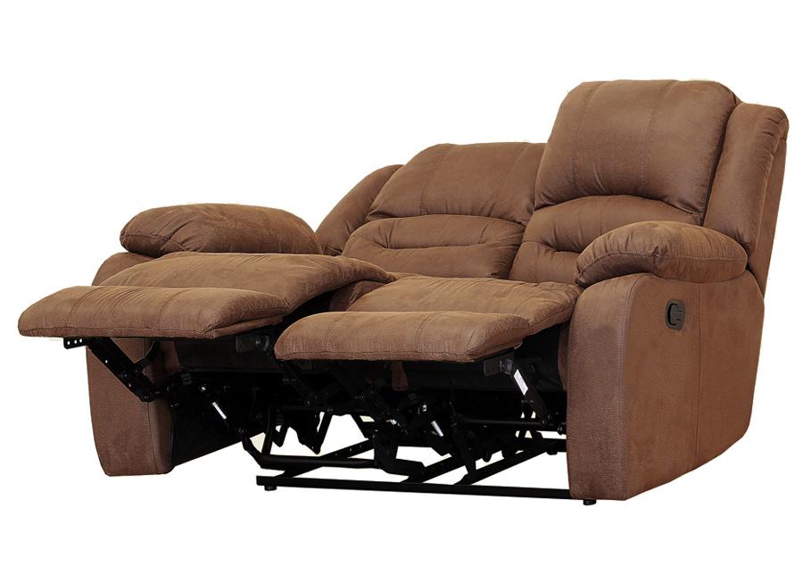 2-istuttava sohva Relax2, kullanruskea