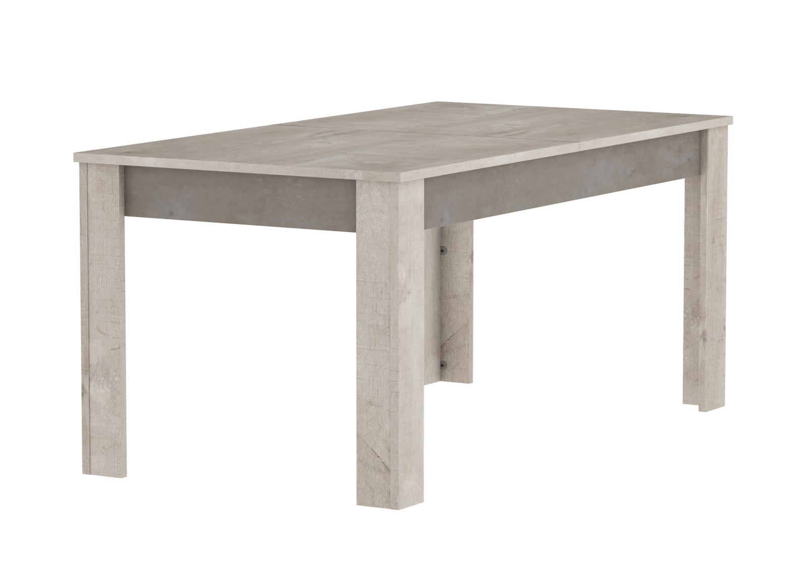Jatkettava ruokapöytä 170-230x90 cm