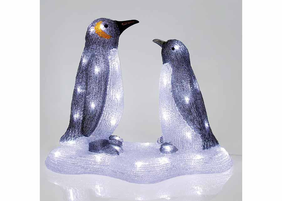 LED pngviinit