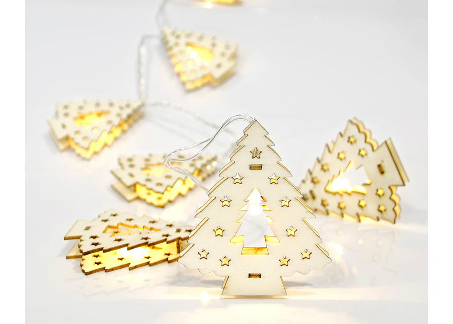 Jouluvalot 10 LED
