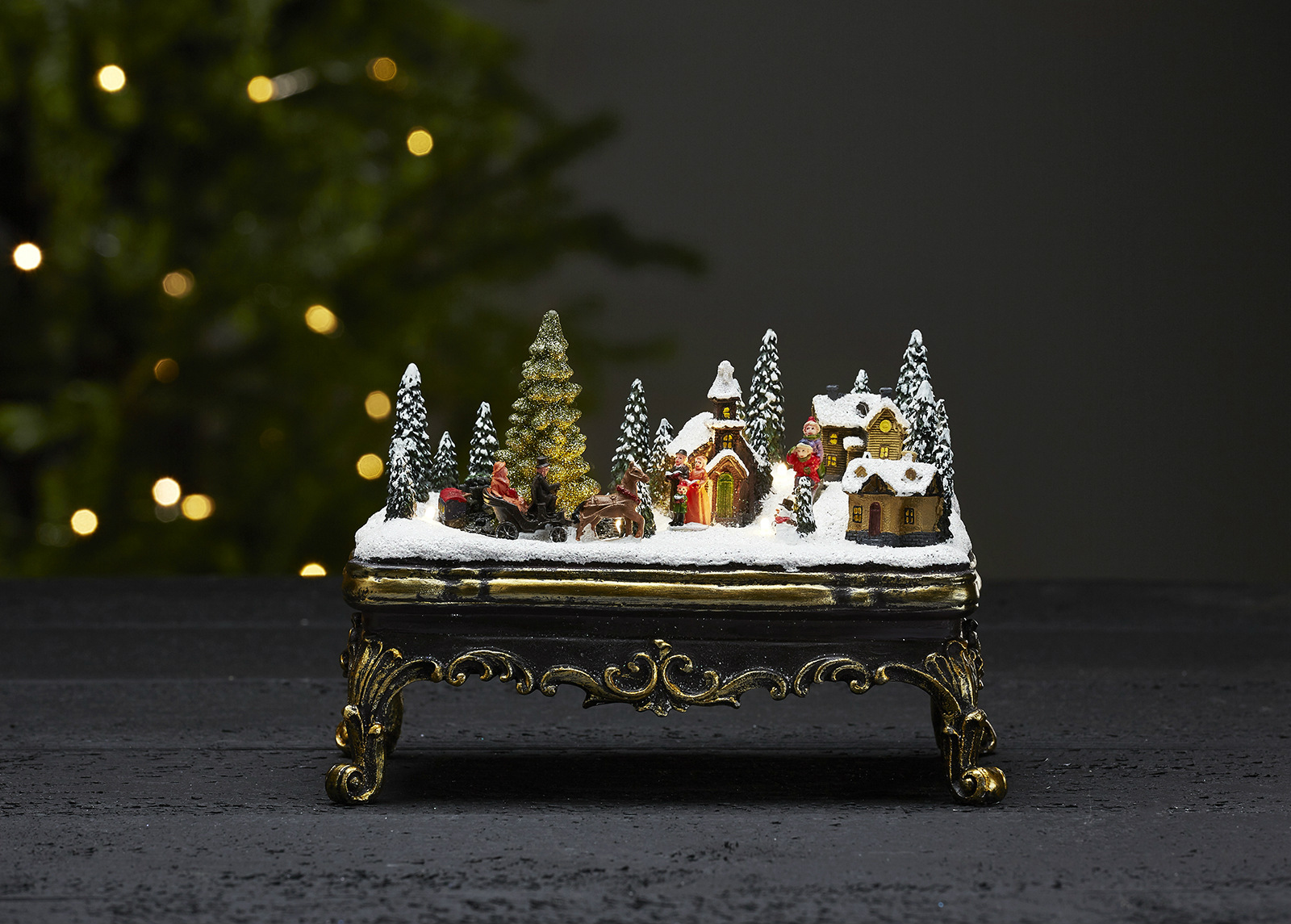 Joulukoriste Glasgow