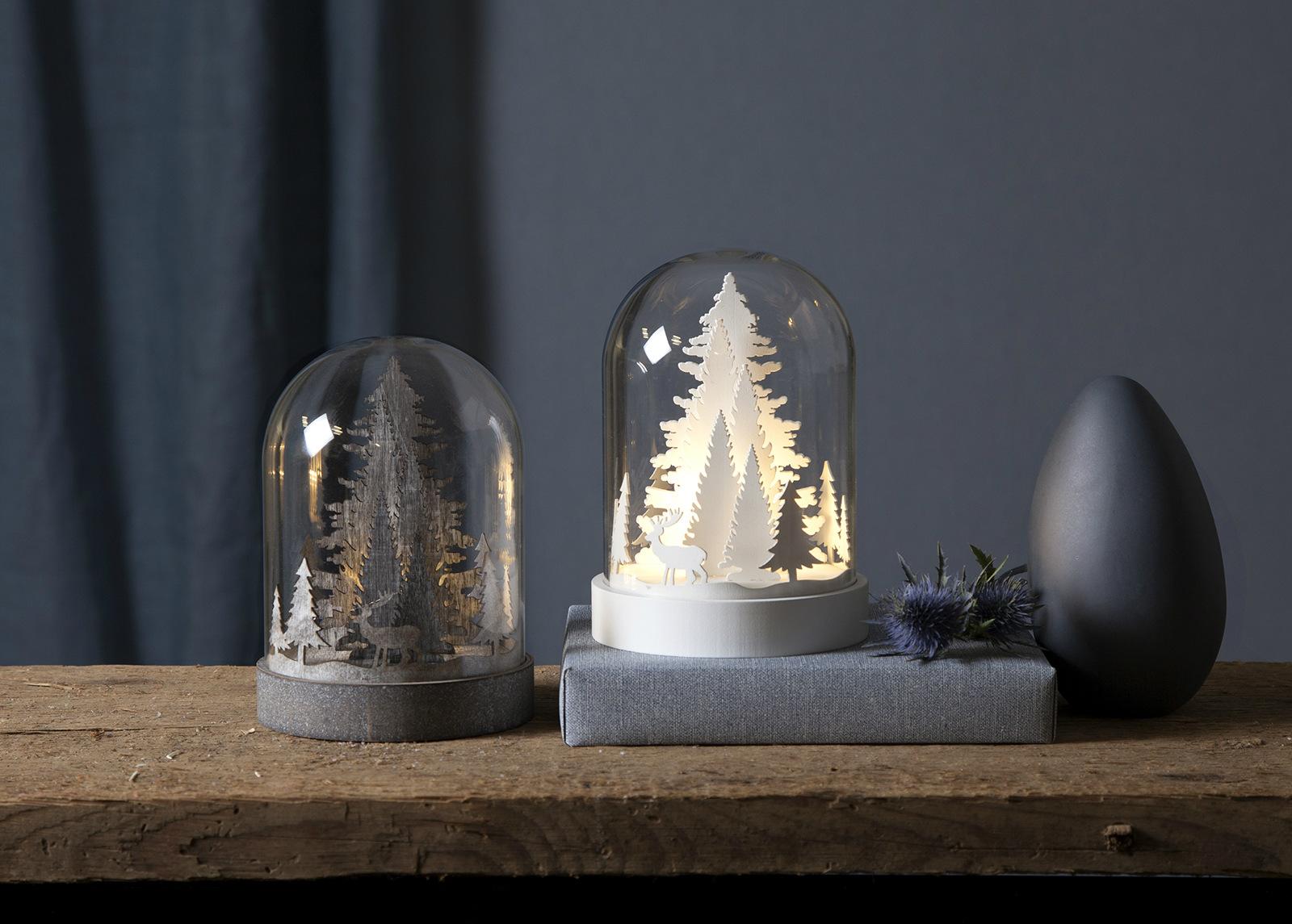 LED joulukoriste KUPOLI