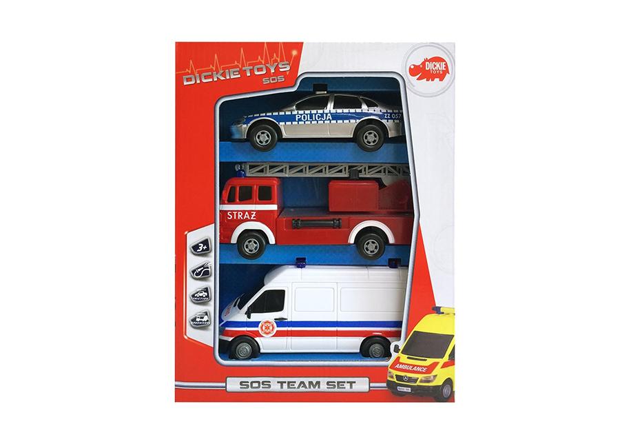 Pelastusautot