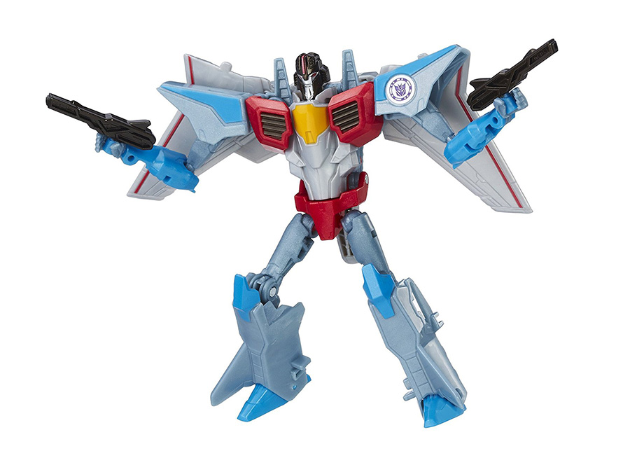 Transformers RID Warr Starscream