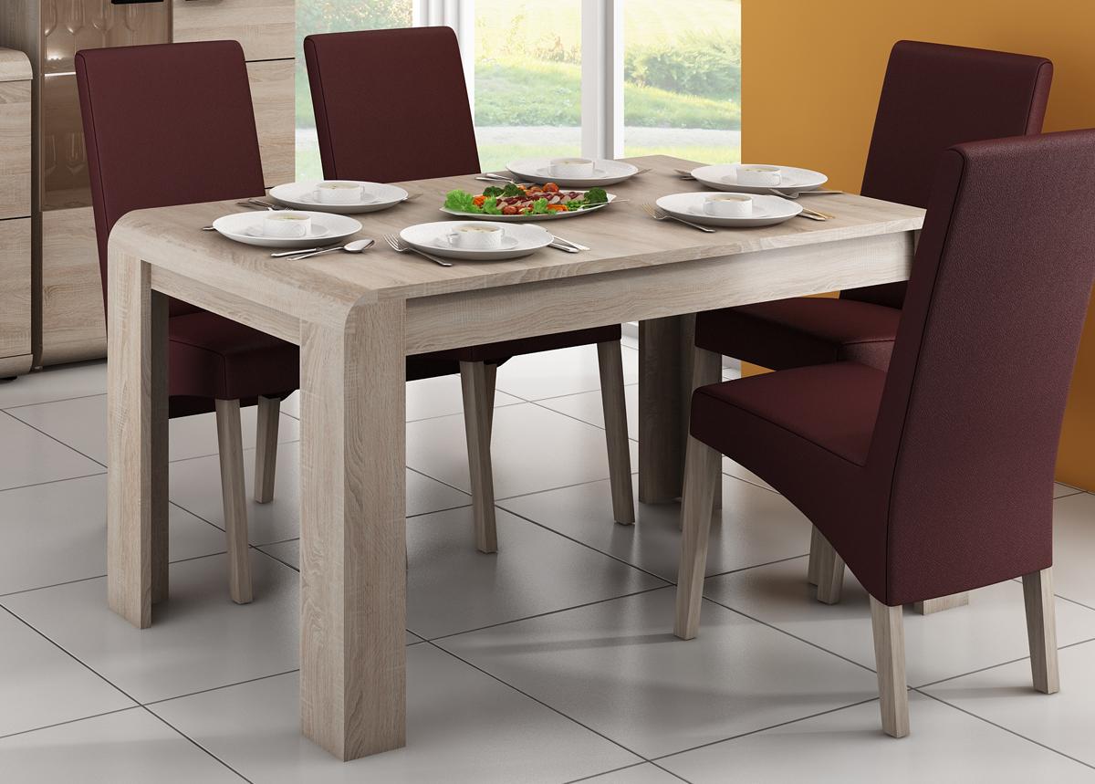 Jatkettava ruokapöytä 144,5-184,4x80 cm