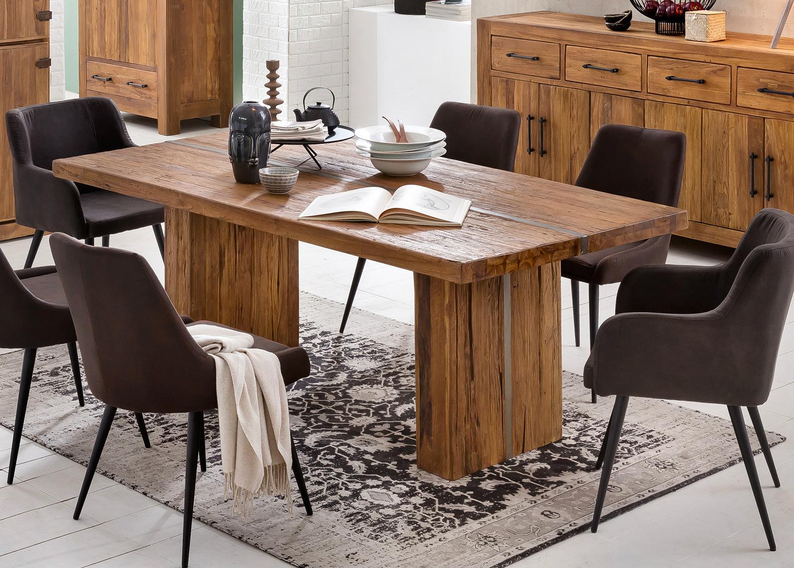 Ruokapöytä Banda 220x100 cm