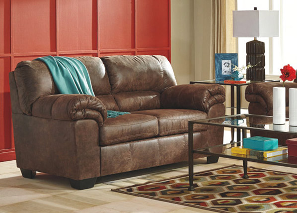 Sohva Mirtel 2-ist, ruskea