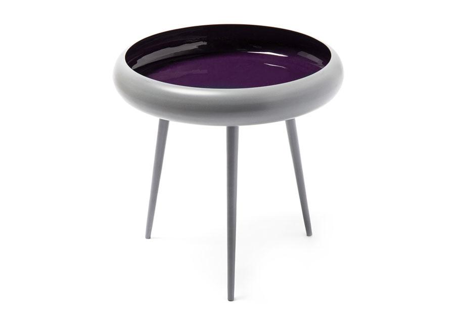 Apupöytä Ø 49 cm