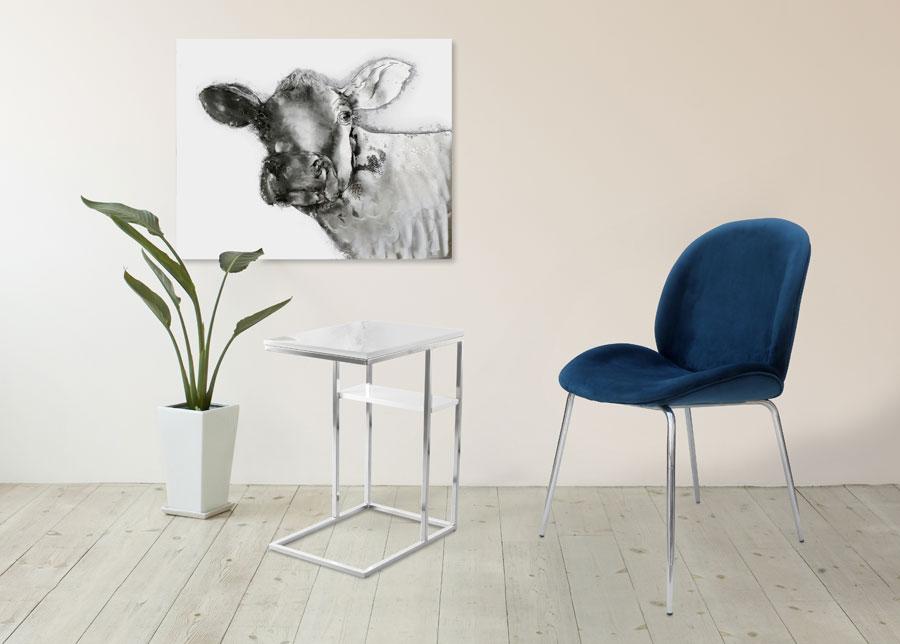 Apupöytä 35x48 cm