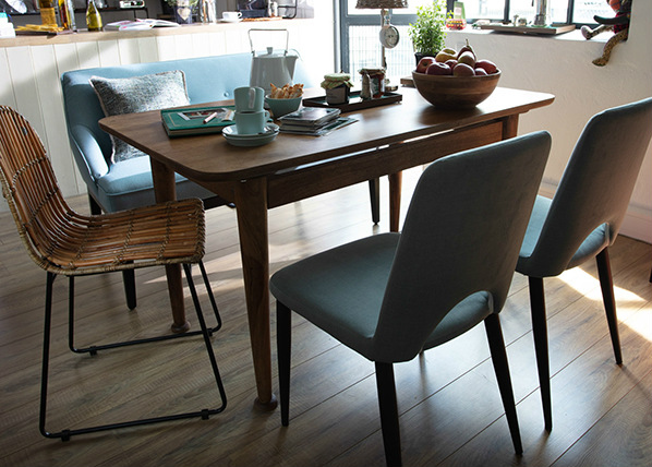 Ruokapöytä Tom Tailor 140x80 cm