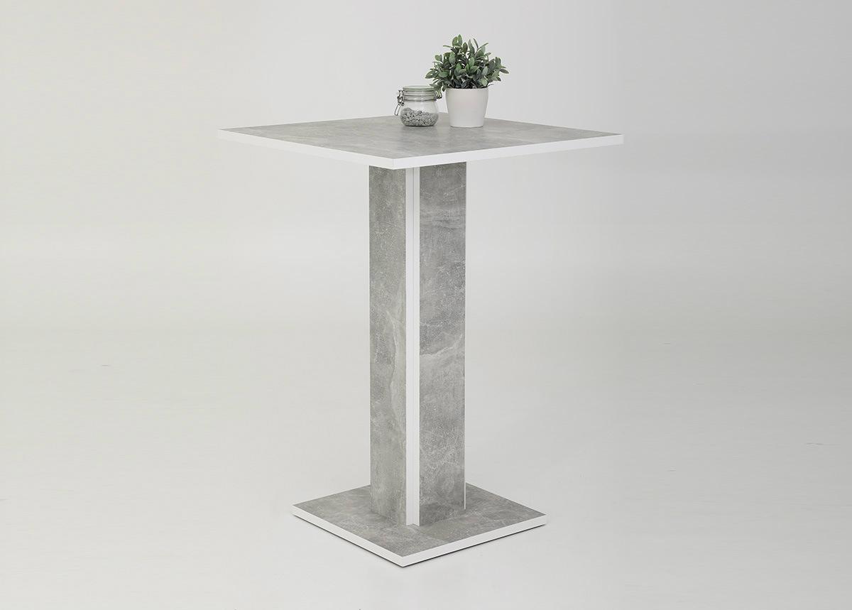Baaripöytä Elly 74x74 cm