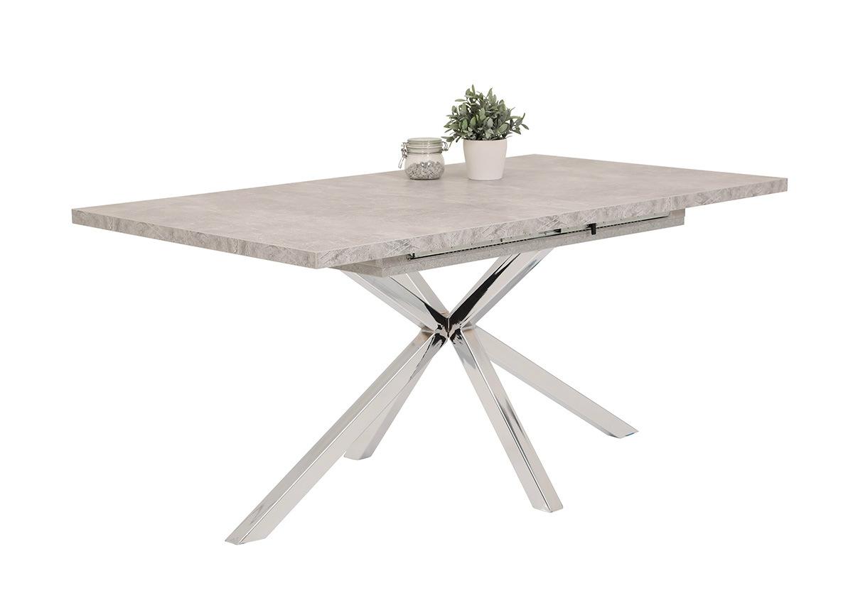 Jatkettava ruokapöytä Malou II 90x160-200 cm