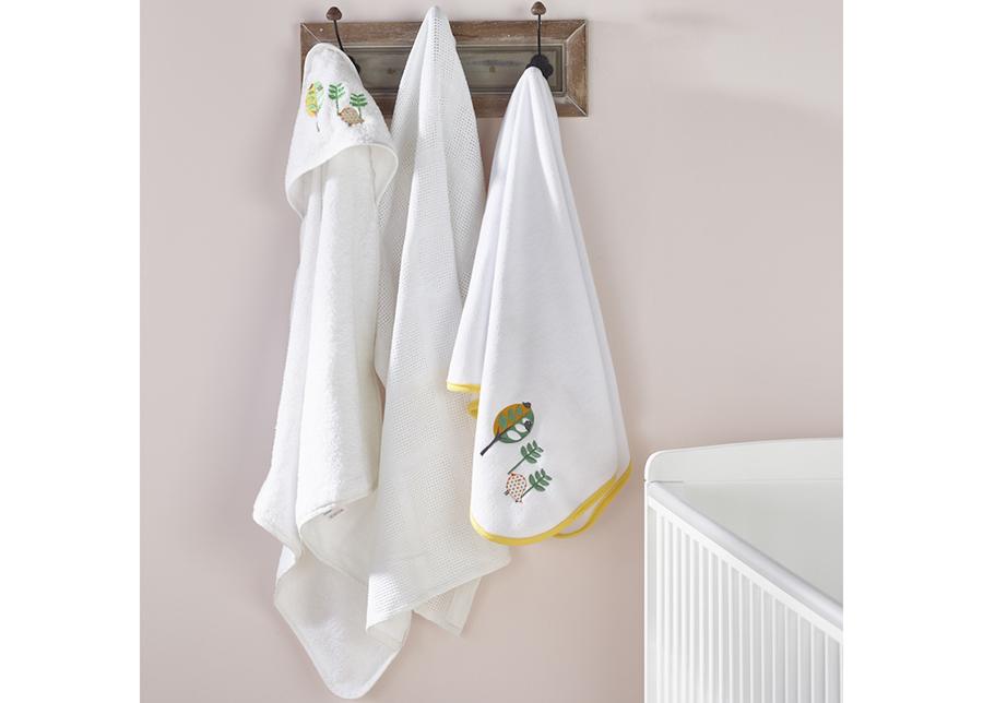 Vauvan pyyhkeet 3 pientä lintua