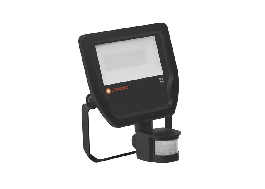 LED projektori Ledvance 20 W anturilla