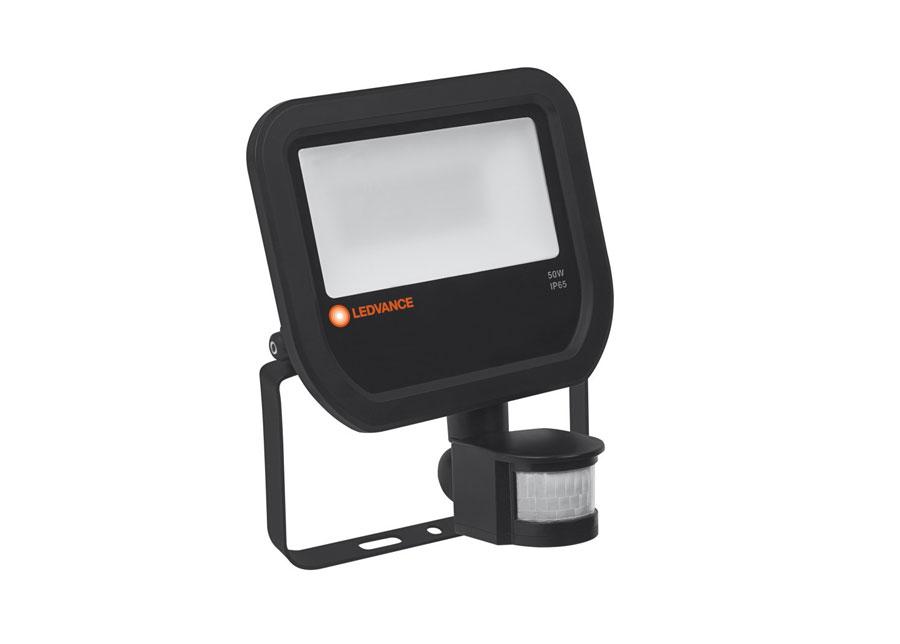 LED projektori Ledvance 50 W anturilla