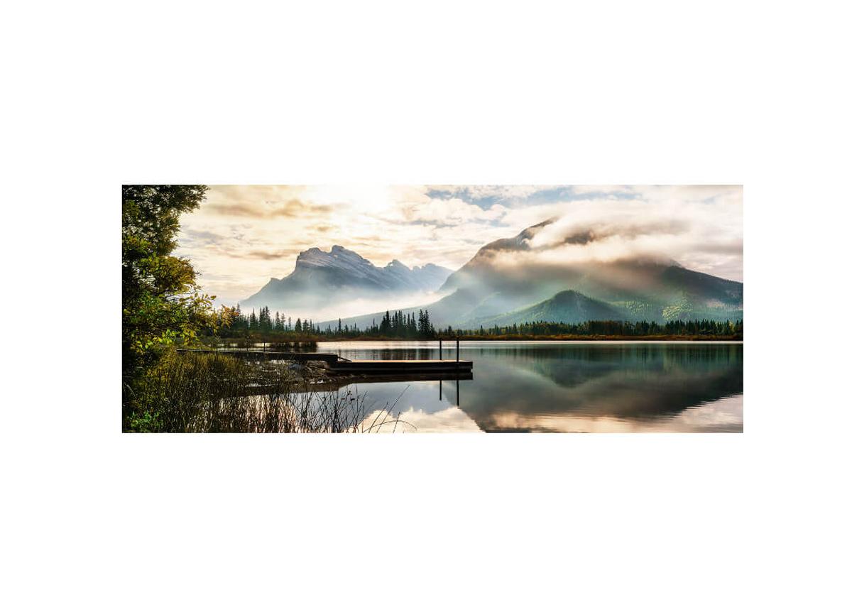 Taulu Canvas Lake 60x150 cm