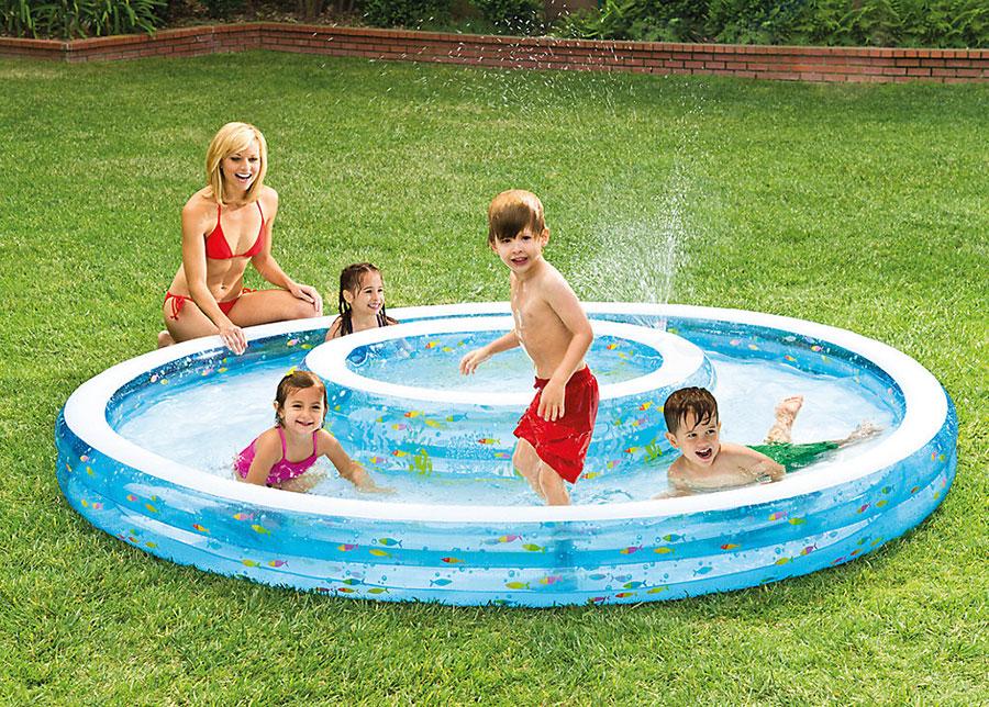 Uima-allas lapsille Toivekaivo