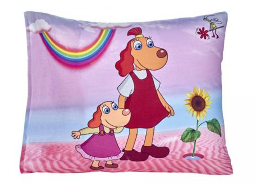 Bradley tyynyliina 50x60 cm Lotte vaaleanpunainen unelma